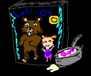 Pedobear evolves into CerealMascot!