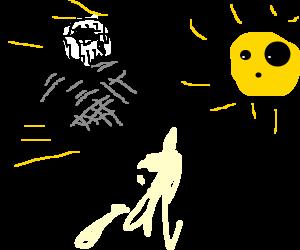 The Elder Gods break through due to extra day
