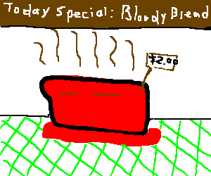 two bakers fucked up and made a blood pie