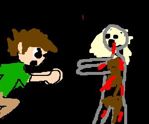 Scott Pilgrim vs The Zombie Apocalypse