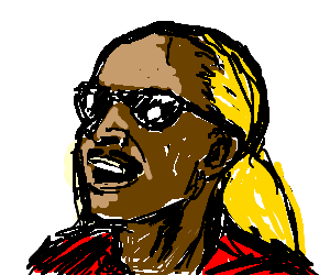 blonde stevie wonder