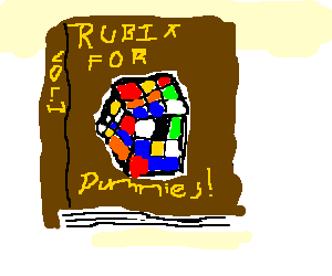 Rubix Cube for Dummy's