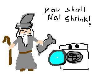 Gandalf's not so great adventures