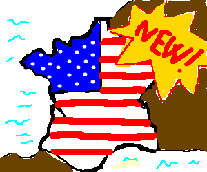France is the new USA
