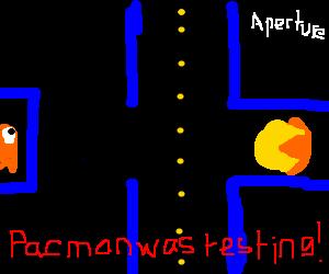 Telling The PacMan Secret