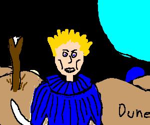 Sting in Dune