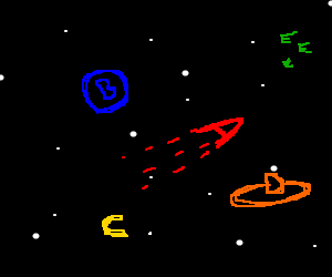 Alphabetical universe
