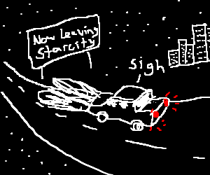 I Left Starcity