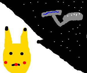 Pokemon vs Star Trek