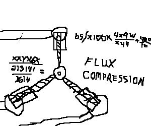 Flux Capacitor - Drawception