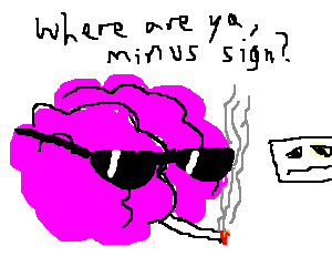 Cortex, high as hell ,plans to kill minus, blind