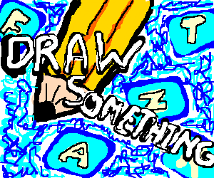 Draw Something advert barges in