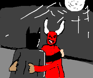 Dance with the Devil in the Pale Moonlight