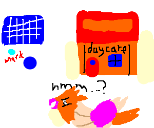 Spearow cant decide on Pokemart or day care!!!