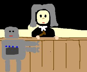 Judge orders robots to dance