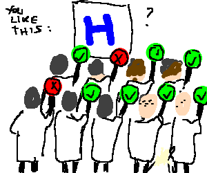 7 of 9 Doctors approve of the Hospital symbol