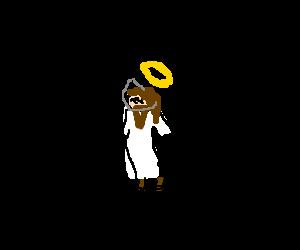 hanged jesus