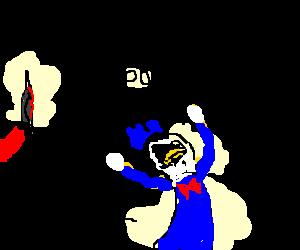 Run! It's Gooby!