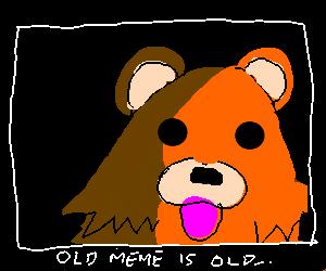 old meme is old