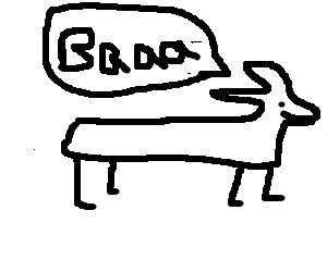 Broken image. Draw a goat.