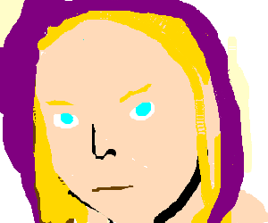 Aryan face in camera