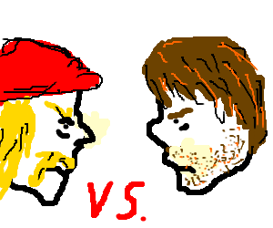 Hulk Hogan vs Chuck Norris