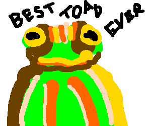 Hypnotoad is the best
