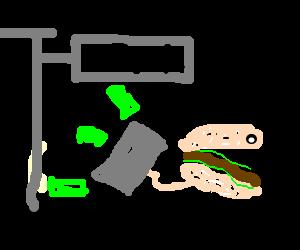 Burger Burglary
