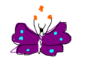 a batterfly wants to be a juggler