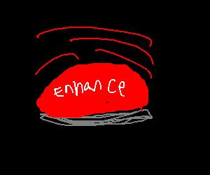 Enhance Button