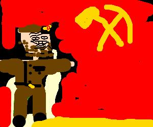 Soviet saddam hussein
