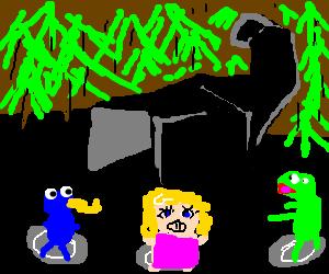 Muppet Hunger Games