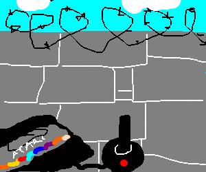 Atari in prison camp