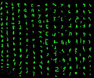 Finding a Door in the Matrix, Get Away f/ Zombie