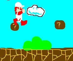 Mario Cuffs Cloud