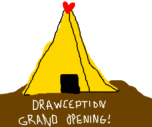 drawception pyramid opening day