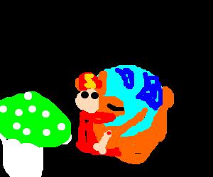 Super Mario Firefox