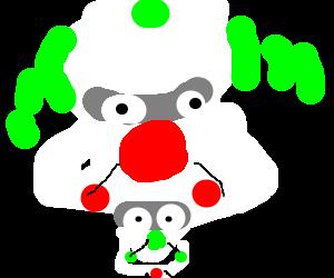 Clownception