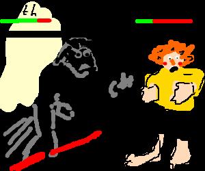 Darth Vader vs. Pumuckl