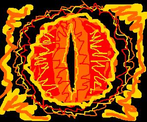 Saurons Eye