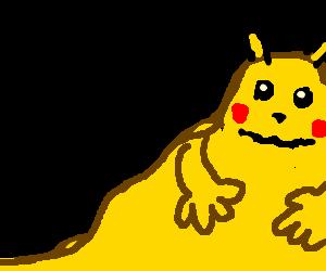 Jabba the Pikachu