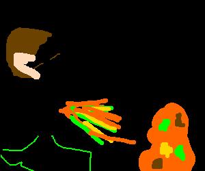 picasso's vomit