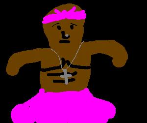 Tupac Ballerina