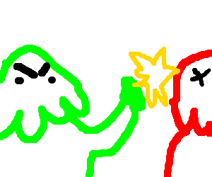 Cthulhu versus Zoidberg