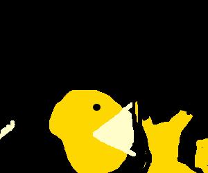Batman, Pacman and Pikachu have a contest
