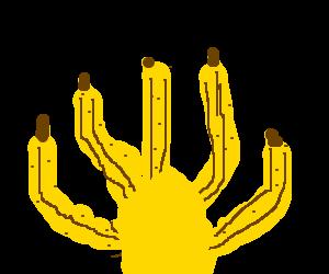 Handbanana