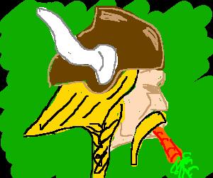 Vegetarian Viking