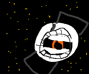 """""""Spaaaaaaaaaaace!  I'm in space."""""""