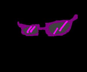 Worst sunglasses I've seen all year!