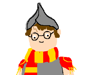 Is Harry Potter a Knight now, cause it's cooler?